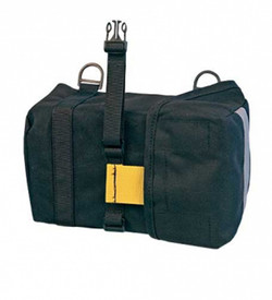 True North New Fire Shelter Case - Case to transport large fire shelter cases attachable to large packs.
