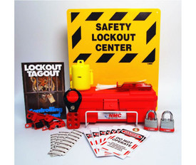 Electrical Lockout Center With Supplies - Aris Industrial Electrical Lockout Center With Supplies