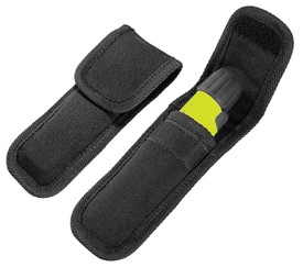 UK Nitex Pro Nylon Pouch Attachment for Belts - Nylon flashlight carrying case for belt.