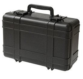 UK 821 UltraCase Product Protector - Black travel carry case for transport of delicate products and items.