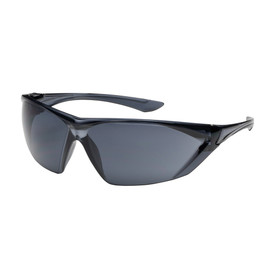 PIP Bouton 250-31-0021 sporty safety glasses with tinted, anti-fog lens.