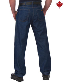 Big Bill Flame Resistant CAT 2  Jeans -back view