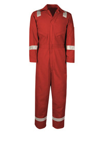 Big Bill FR  CAT 1 Red Coverall