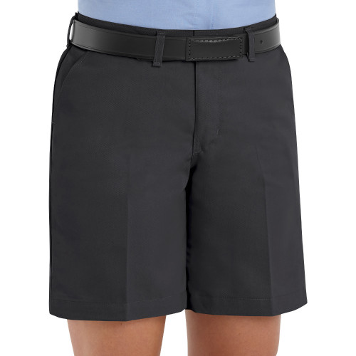 Red Kap PT27 Women's Plain Front Industrial Work Short
