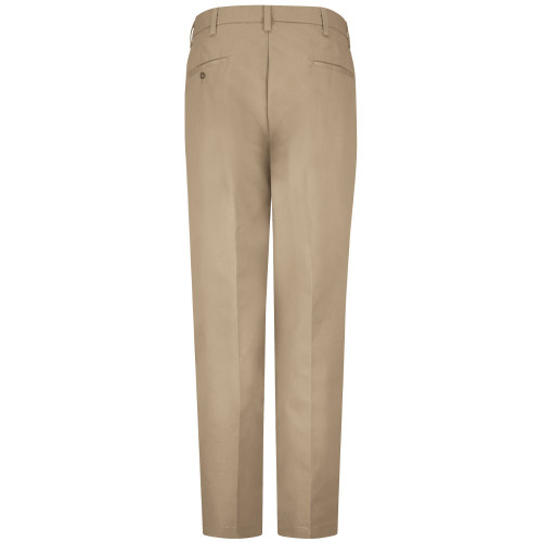 offer for whole family on feet shots of Red Kap PT38 Men's Pleated Front Lined Work Pants