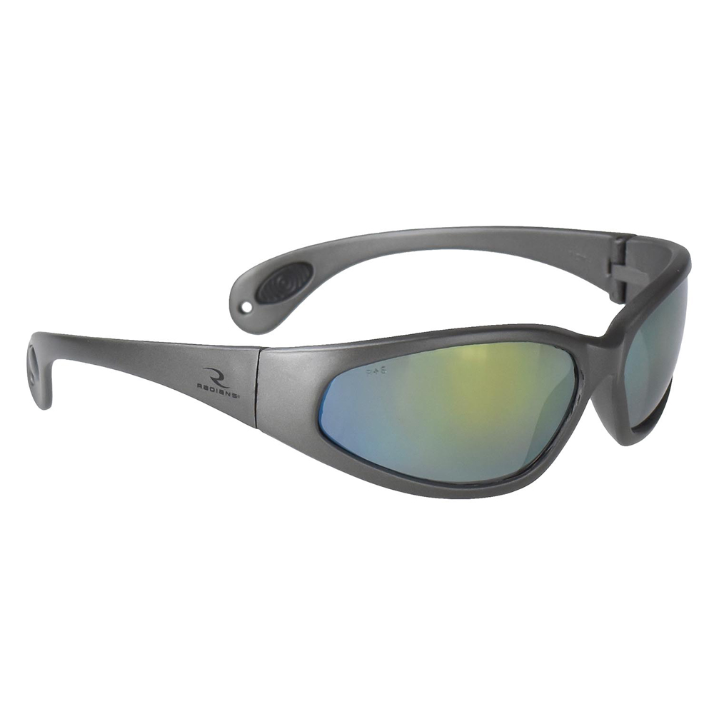 36c6ef94f6d4 Radians T-70 Safety Glasses - Full WrapAround - grey full frame wrap around  safety ...