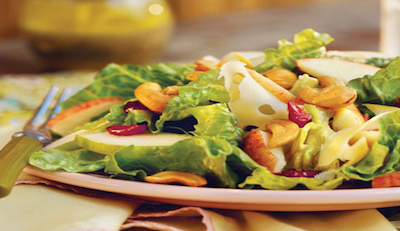 Recipe of the Month: Apple-Pear Salad