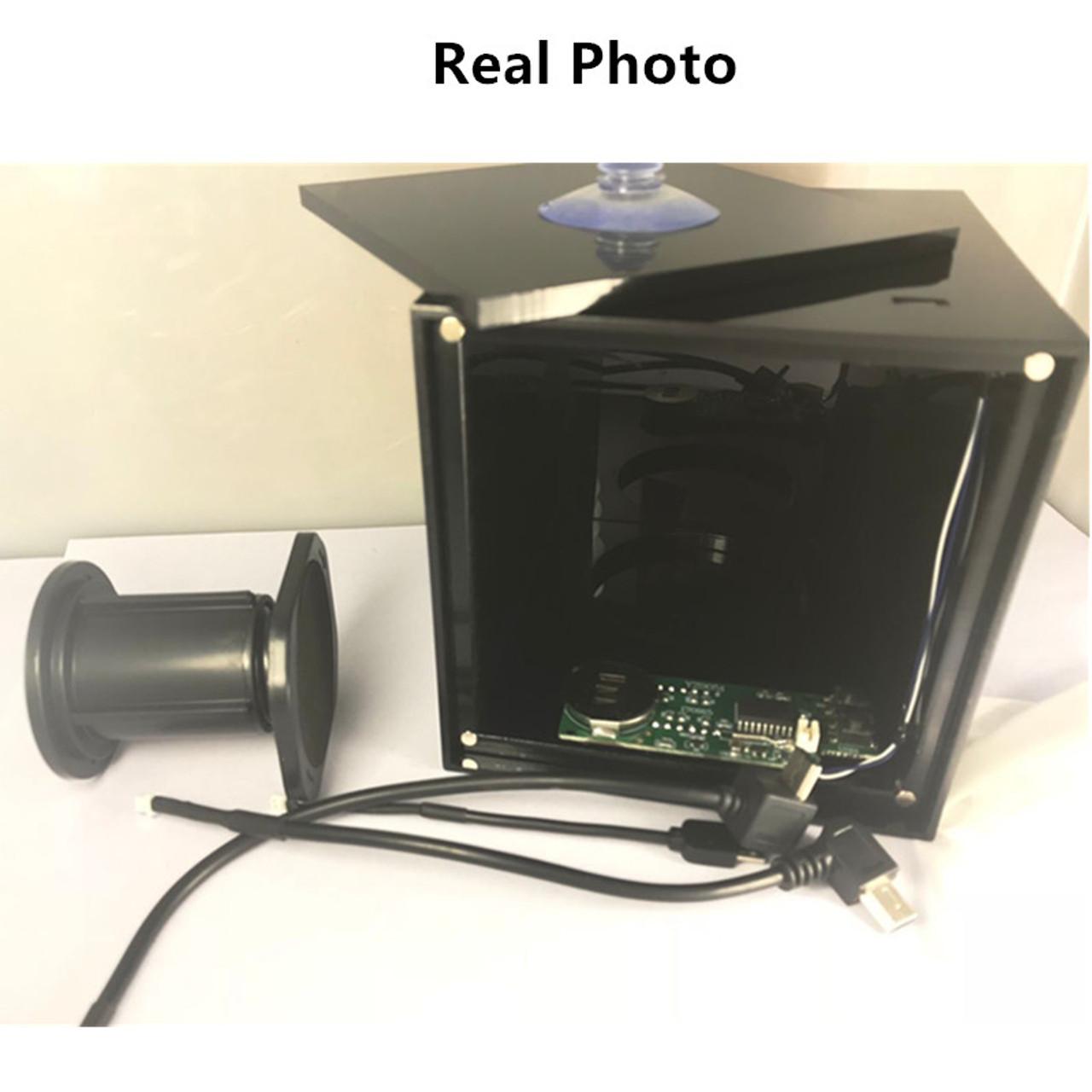 Nest Nanny Cam Box - Enclosure For Nest Cam/Dropcam/GoPro Hero 4, Hero 5, Changes Camera Into a Spy Camera (Camera Not Included)