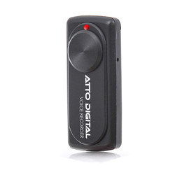 ini Voice Recorder - Voice Activated Recordings - 20 Hours Working Time - 8GB Capacity - Easy One Button