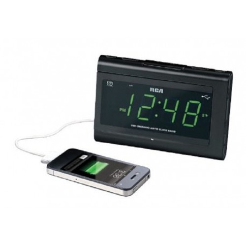 -Pod Clock Radio Nanny Cam W/ Wireless Streaming Video/ Mobile Viewing/SD Card Recording