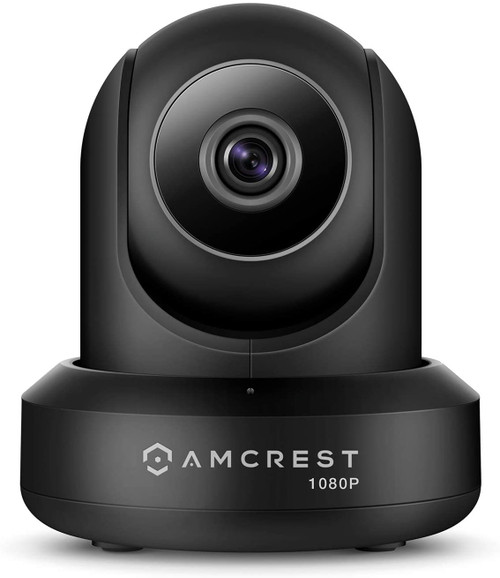New 1080p WiFi Nanny Camera Indoor, 2MP Pan/Tilt Home Security Camera, Auto-Tracking, Motion & Audio Detection, Privacy Mode, Enhanced Browser Compatibility, H.265, Two-Way Talk