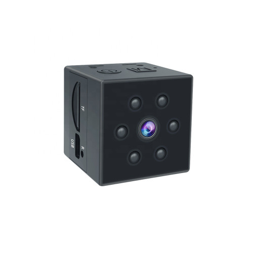 Mini Magnetic Nanny Camera 1080P with Audio