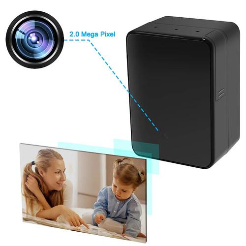 USB Phone Charger WiFi Surveillance Camera (Pro Version)