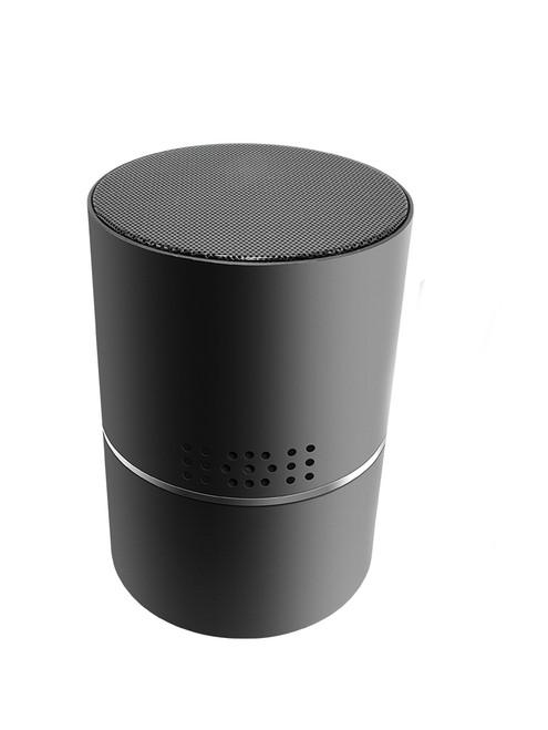 HD 1080P WiFi Stereo Bluetooth Speaker Security Nanny Camera