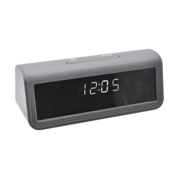 4K  Wireless WiFi Clock Camera Home Security