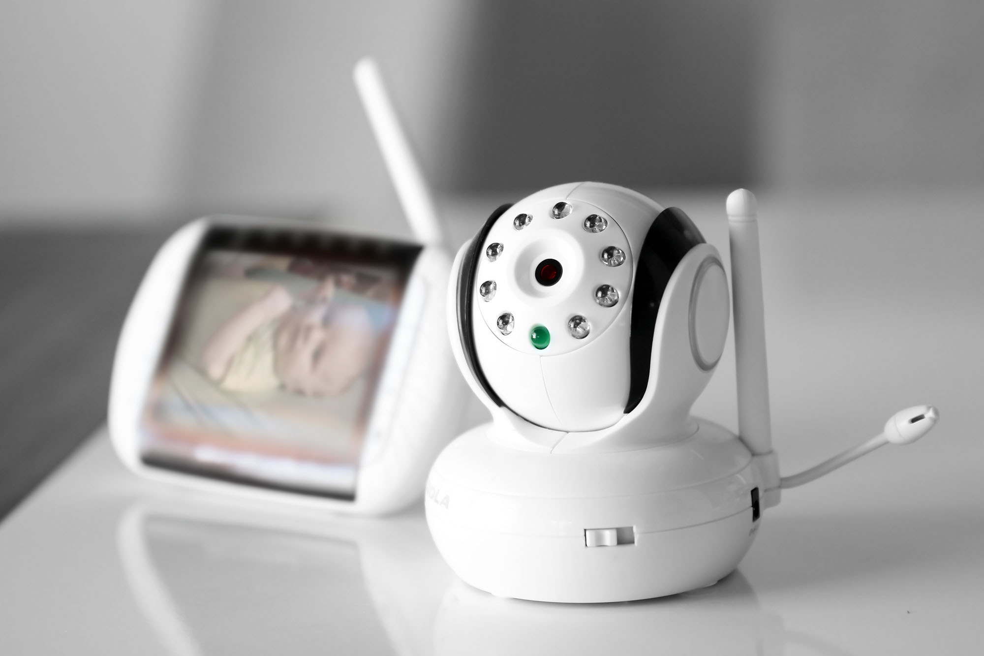 A Parent's Guide on How to Pick the Best Nanny Cam