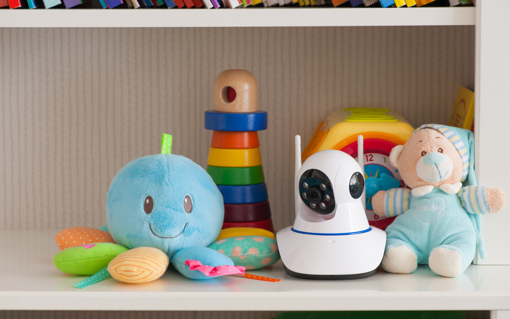 What You Need to Know Before Buying a Nanny Cam