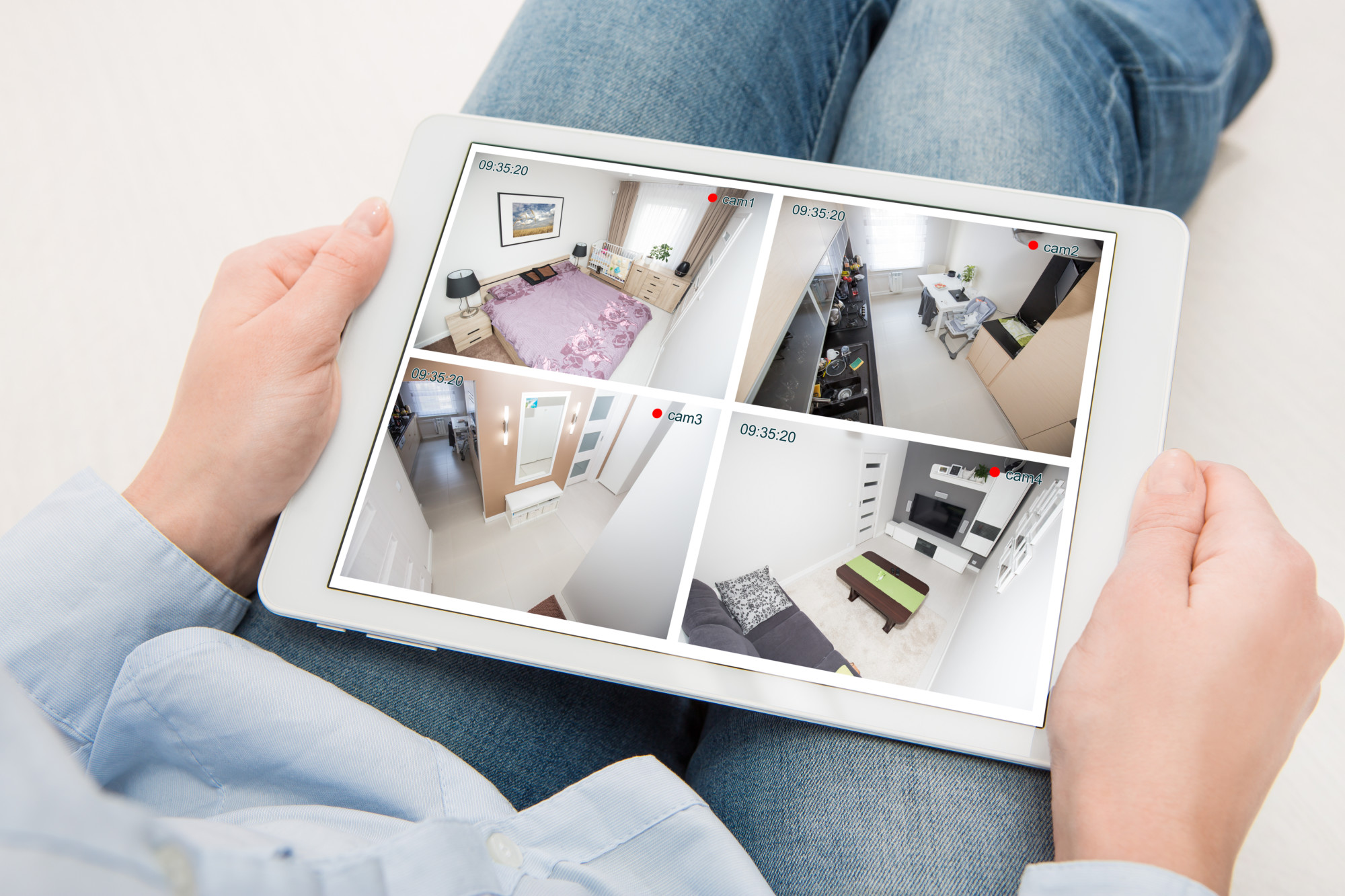 The Best Spots to Place a WiFi Nanny Camera in Your Home