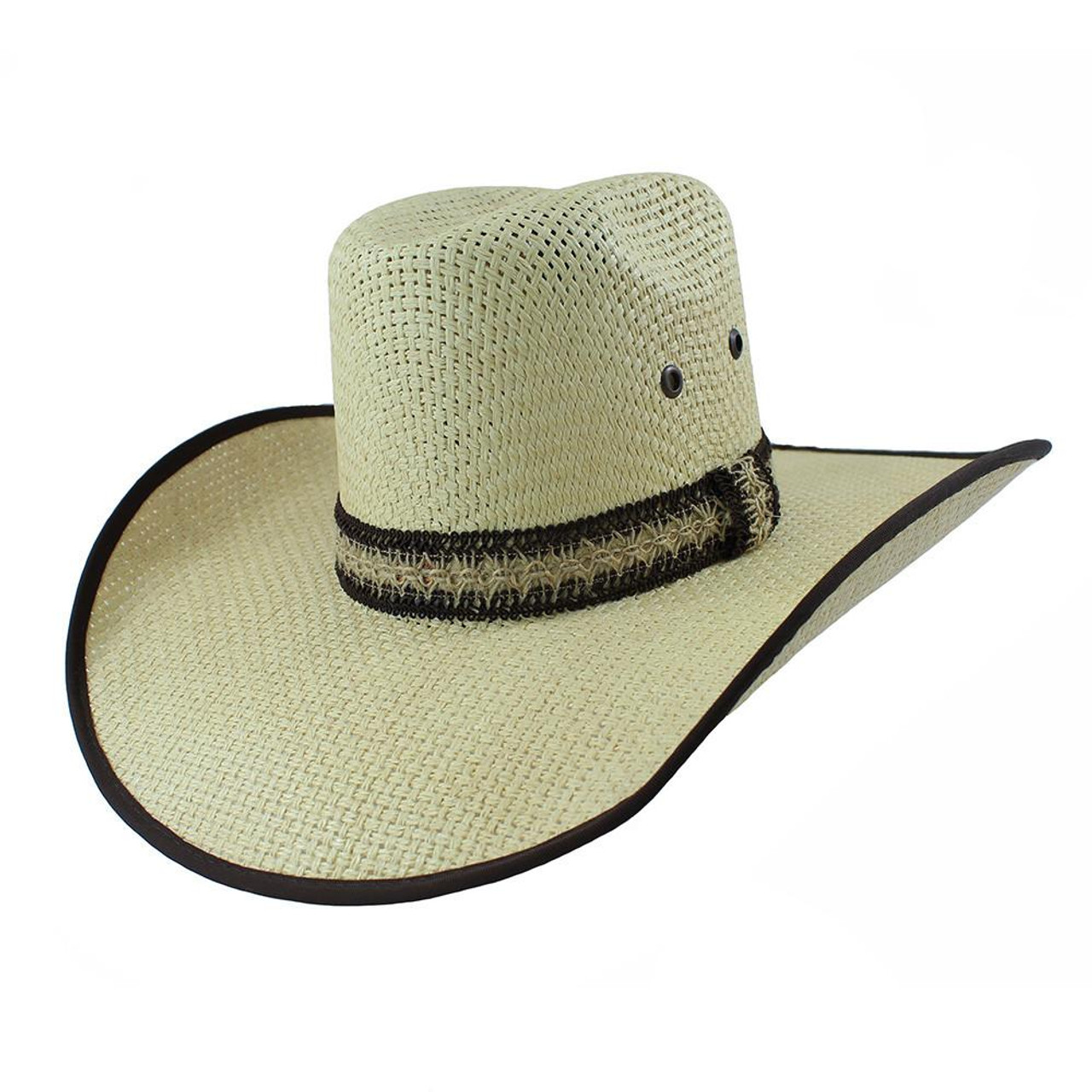 e0505a8b96d78 Tombstone 1951 Double Rope Cowboy Hat - Warehouse Western Wear