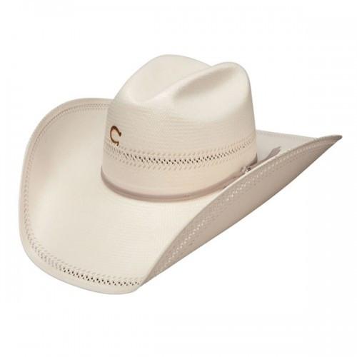 cb1f9c07f22 Charlie 1 Horse Finalist - Straw Cowboy Hat