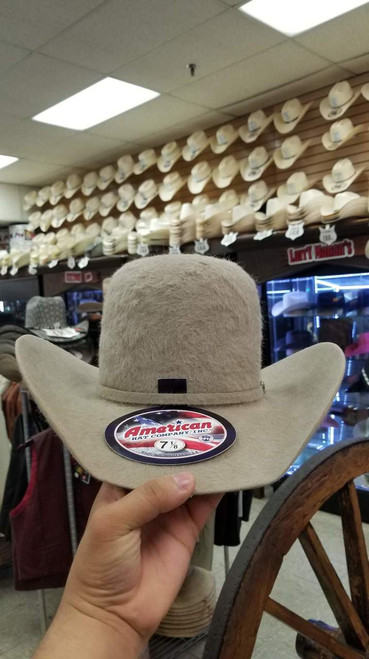 eb4b8e942cd8f ... American Hat Company 20x Grizzly - Belgium Belly ...