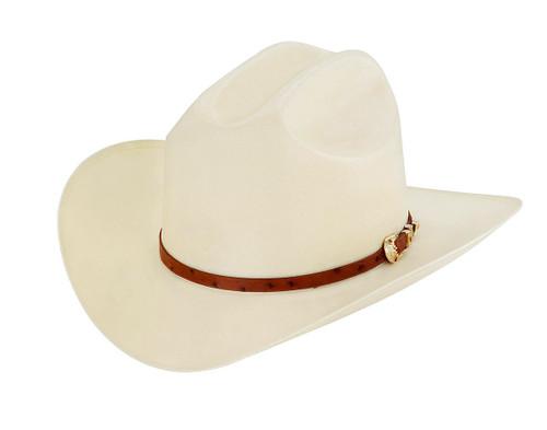ad109f8060250 Larry Mahan - Straw Hat - Tucson C - 100X