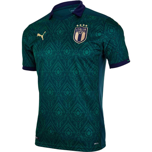 PUMA Youth Italy FIGC Replica Third Jersey