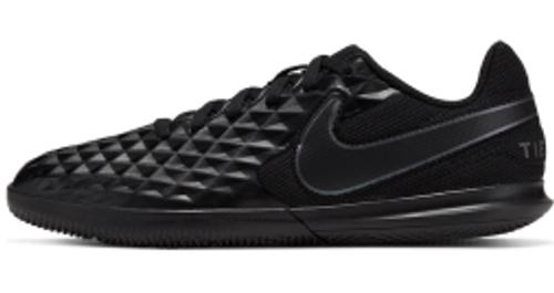 Nike Junior Tiempo Legend 8 Club IC - Black