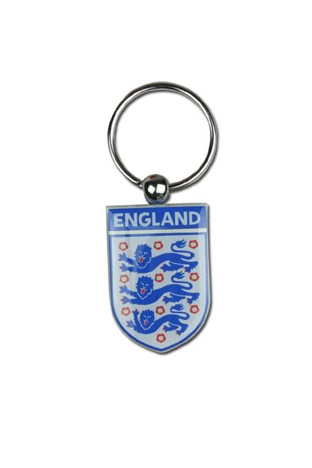 Premiership Soccer England Crest Keyring - IMAGE 1