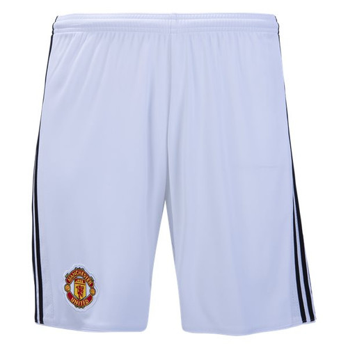 adidas Manchester United Youth Home Short 17/18 - IMAGE 1