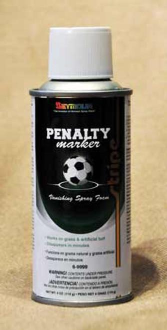 Referee Vanishing Penalty Marker Foam Spray 4oz Can - White - IMAGE 1