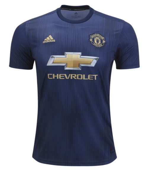adidas Manchester United 3rd jersey 18/19 - IMAGE 1