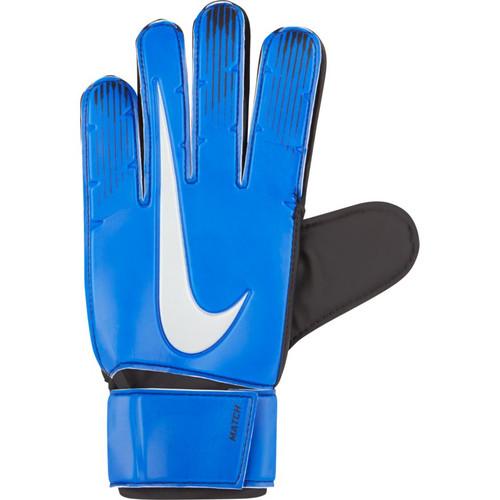 Nike GK Match Glove - Racer Blue/Black/Metallic Silver - IMAGE 1