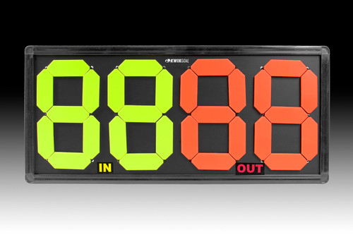 KWIKGOAL Substitution Board - IMAGE 1
