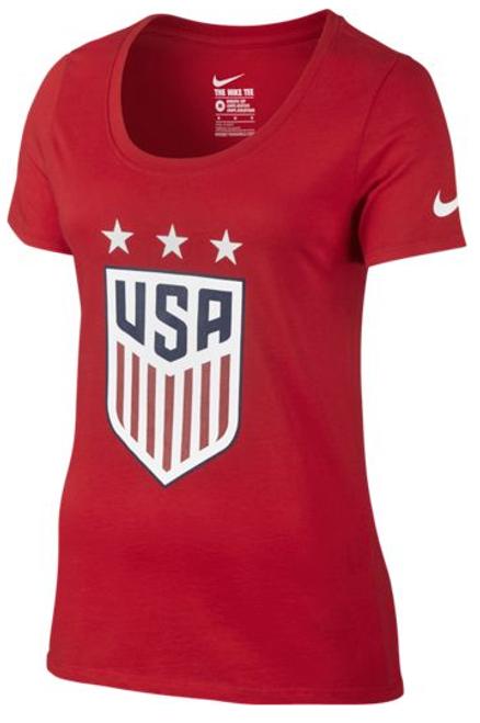 Nike Team USA Crest Tee - IMAGE 1