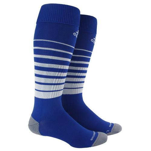 adidas Team Speed Soccer Sock Medium - Cobalt/White - IMAGE 1