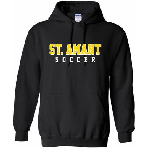 St. Amant Soccer Hooded Sweatshirt