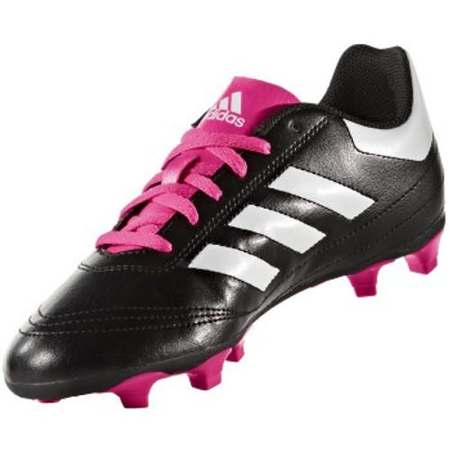 adidas Goletto VI FG J - Core Black/Ftwr White/Shock Pink S16 - IMAGE 1
