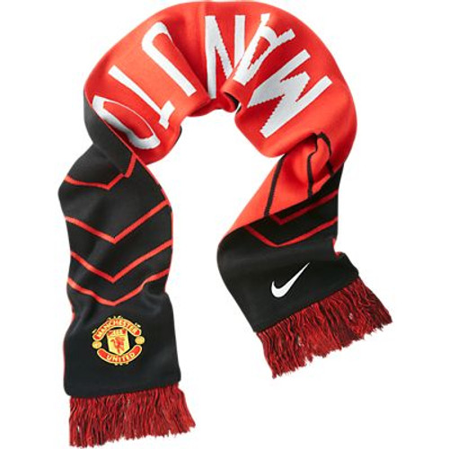 Nike Manchester United Supporter Scarf - IMAGE 1