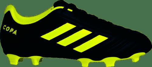 adidas Junior Copa 19.4. FxG - Black/Safety Yellow - IMAGE 1