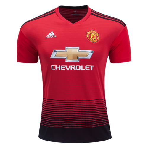 adidas Manchester United Home Jersey 18/19 - IMAGE 1