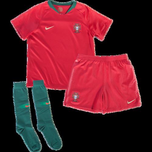 Nike Portugal 2018 Home Mini Kit - IMAGE 1