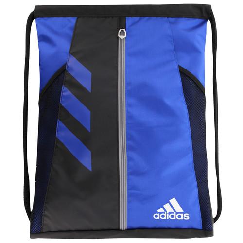 adidas Team Issue Sackpack - Bold Blue/Black - IMAGE 1