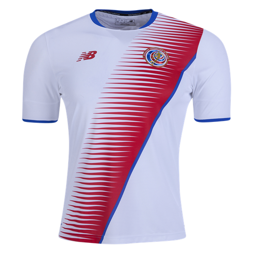 New Balance Costa Rica Away Jersey 17/18 - IMAGE 1