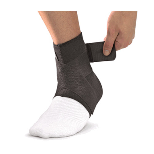 Mueller Ankle Support with Strap - IMAGE 1