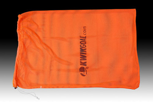 KWIKGOAL Hi-Vis Equipment Bag - Hi-Vis Orange - IMAGE 1