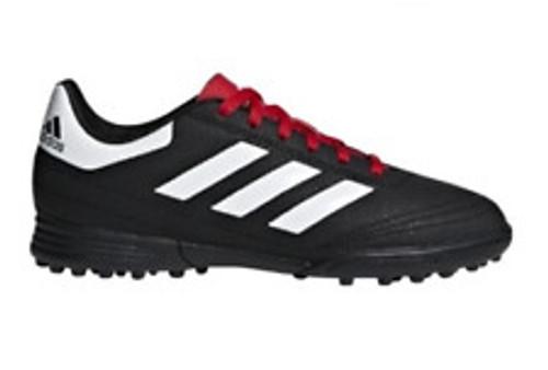 adidas Junior Goletto VI TF - Black/White/Scarlet - IMAGE 1