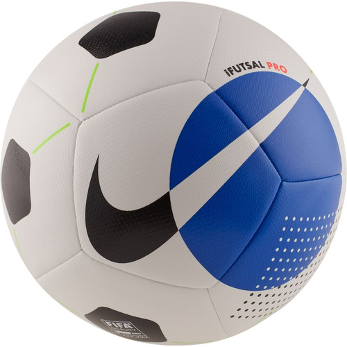 Nike Pro Futsal Ball - White/Racer Blue/Black - IMAGE 1