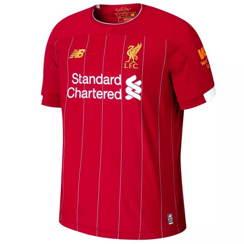 New Balance Liverpool FC Home Jersey 19/20 - IMAGE 1