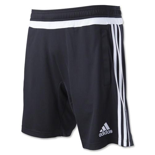 adidas Tiro 15 Training Short - Black/White - IMAGE 1